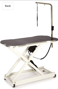 Master Equipment Electric Bone Shape Grooming Table