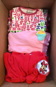 Assorted Girls Clothes, Size 6-9 Months, $1.00 Item - St. Thomas