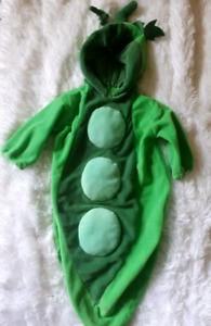 Infant Pea Pod Halloween Costume