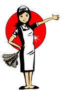 House Cleaner/ Maid/ Cook