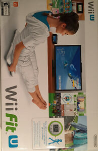 Wii Fit with Fit Meter Set