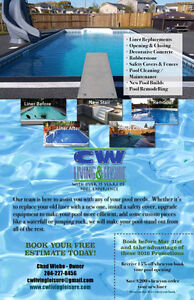 Free Estimates for all of your Swimming Pool needs!