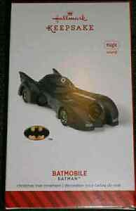 Batmobile Hallmark Christmas Ornament