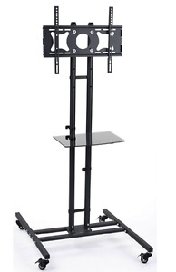 "Mobile TV Stand Fits Monitors 32"" to 50"""