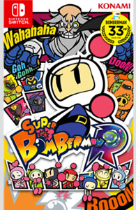 Looking for Super Bomberman R for Nintendo Switch