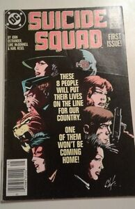 Suicide Squad First issue # 1