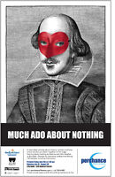 Perchance Theatre Much Ado About Nothing