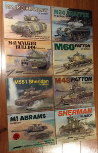 Eight (8) Squadron / Signal Publications