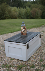 Coffee table or storage solution