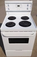 Compact Electric Range