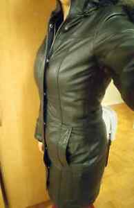 Danier leather Jacket size small