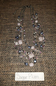"Lia Sophia ""Sugar Plum"" Necklace"