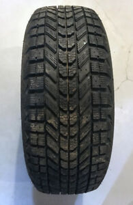 4 Firestone Winterforce Tires, used for 1 season, No Rims