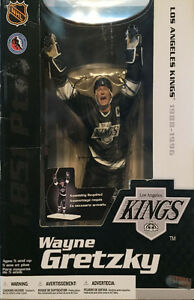 NHL Sportspicks 12 Inch Series Wayne Gretzky (Los Angeles Kings)