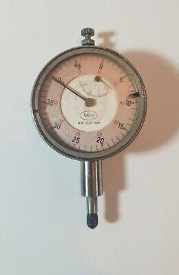 Mahr 432337 Metric Dial Indicator 0.01mm