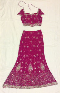 BRAND NEW DESIGNER LENGHA WITH MATCHING JEWELRY