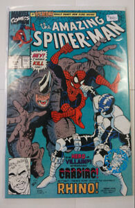 Marvel Comics The Amazing Spider-man #344 1991