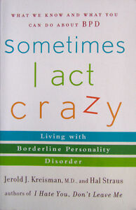 Book on Borderline Personality Disorder