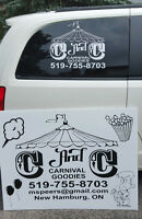 C&C CARNIVAL GOODIES- BOOK NOW FOR YOUR HOLIDAY PARTIES!