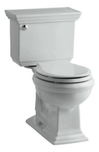 Kohler 3933-95 Memoirs Stately Comfort Height Two-Piece Round-Fr