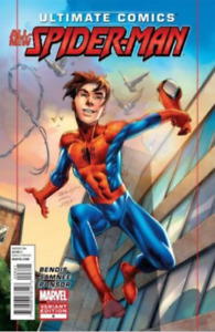 Ultimate Comics Spider-man 6 Variant Edition 1:50 by Mark Bagley