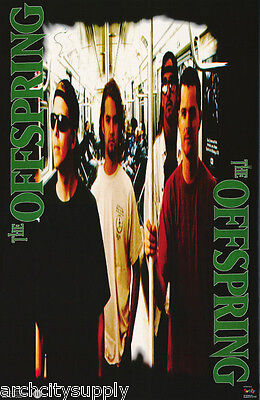 POSTER : MUSIC  : OFFSPRING - GROUP POSED  - FREE SHIPPING !   #7194   #LW23 A