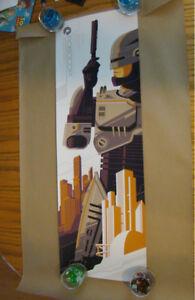 Mondo  1980's RoboCop Poster by Tom Whalen Classic - MINT! NEW!