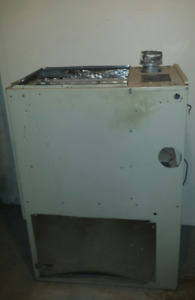 Furnace, natural gas, forced air