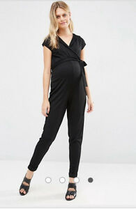 NEW Maternity Relaxed Jumpsuit