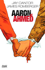 Aaron and Ahmed-Hardcover Graphic Novel-Excellent condition