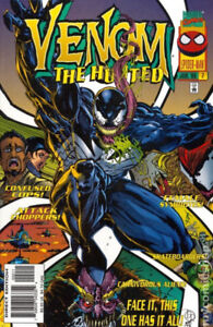 [NM-MT] VENOM:THE HUNTED #2 (JULY,1996) COMIC (BAGGED & BOARDED)