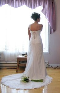 Wedding Dress/Robe de Mariée