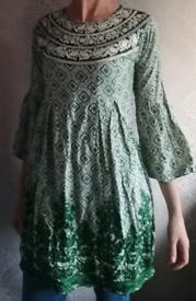 New woman's dress