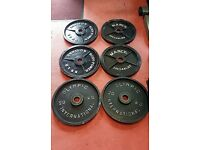 Heavy Weight Plates for Olympic Barbell