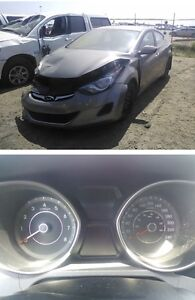 2011-2016 Hyundai Elantra for parts