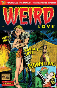Weird Love (Issues #8,12-22) $45 OBO
