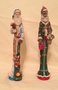 Father Christmas figurines Kingston Kingston Area image 1