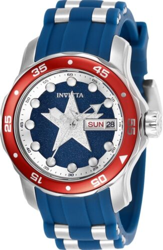 Invicta 25704 Marvel Captain America Women's 38mm Stainless