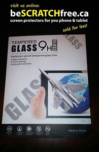 TEMPERED GLASS FOR YOUR IPAD MINI 1, 2, 3, 4