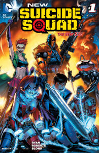NEW52 - New Suicide Squad #1-22 (Complete Run) $100