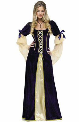 Brand New Classic Tavern Maiden Faire Renaissance Women Adult Costume - Tavern Costume