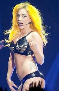 LADY GAGA–Vancouver– Aug 1- Pair of Seats in Section 108, Row 22