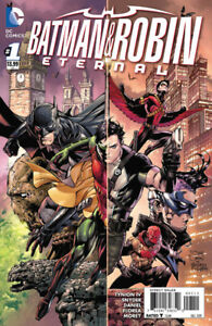 Batman & Robin - Eternal (Complete 26 Issues) $80 OBO