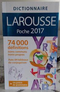 Dictionnaire Poche 2017