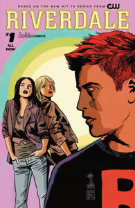 Riverdale #'s 1 thru 9 plus the One-Shot $50