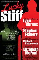 Kitchener-Waterloo Little Theatre Presents: Lucky Stiff