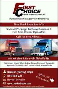 FINANCING ALL TRUCKS, TRAILERS AND HEAVY EQUIPMENT!!!! West Island Greater Montréal image 1