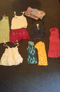 Girls clothing size 5