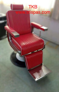 Barber chairs, styling chairs salon furniture New with warrantee