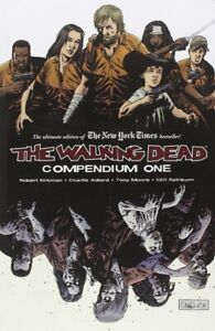 B.D. Walking Dead collection complète (Compendium 1-2-3)